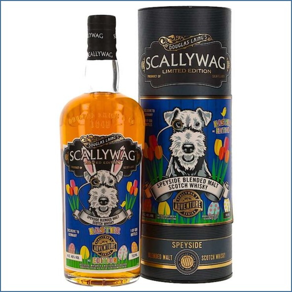 Scallywag Easter Edition 2020 No.4 Blended Malt Scotch Whisky Douglas Laing 70cl 48%