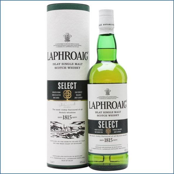 拉弗格收購Laphroaig Select 70cl 40%