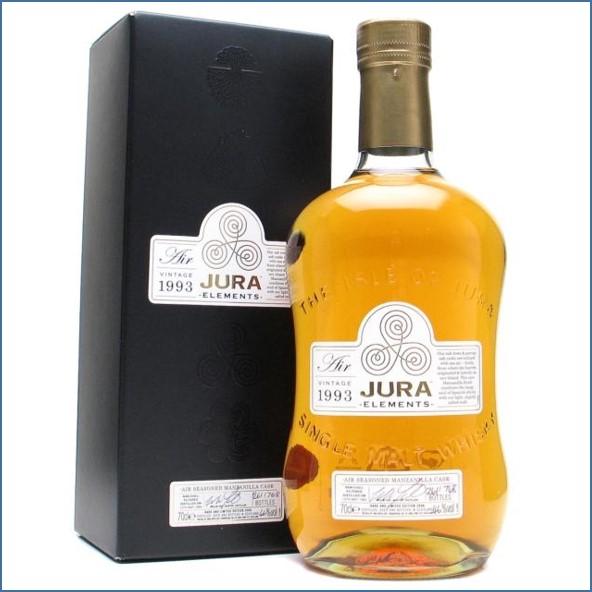 Isle of Jura Elements Air 1993-2008 Seasoned Manzanilla Cask Island Single Malt Scotch Whisky 70cl 46%
