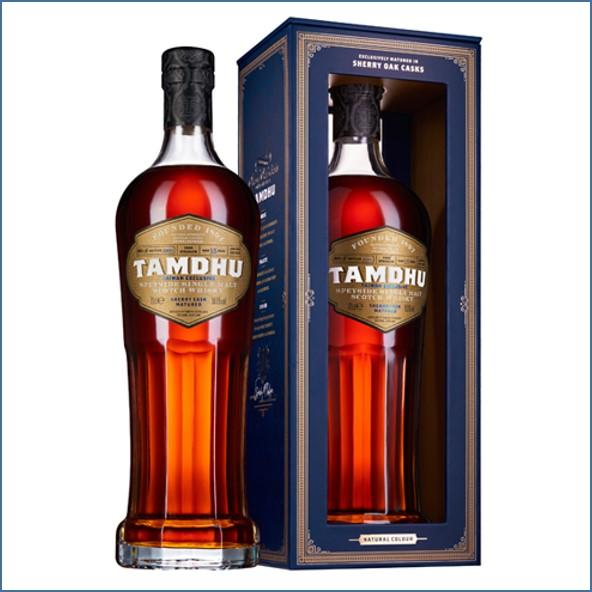 Tamdhu 15 Year Old Taiwan Exclusive Oloroso Sherry Cask Strength 70cl 56.9%