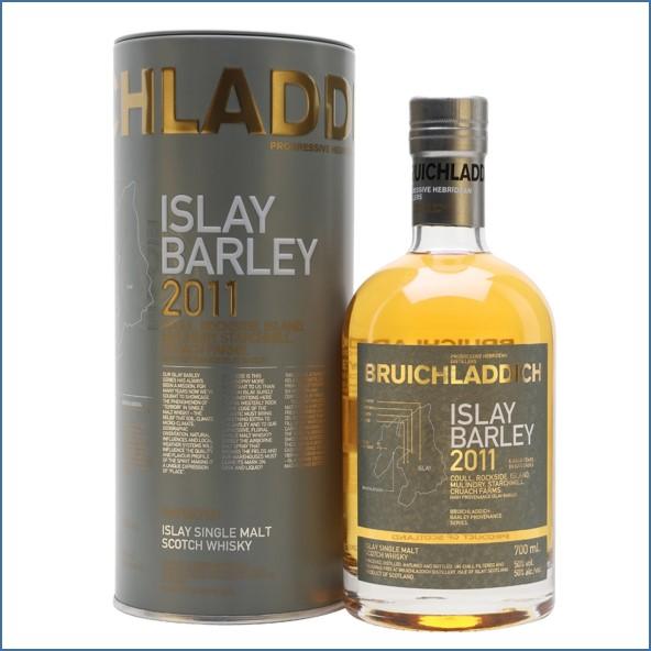 布萊迪收購 Bruichladdich Islay Barley 2011 70cl 50%