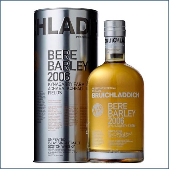 布萊迪收購 Bruichladdich Bere Barley 2006 70cl 50% OB - Kynagarry Farm 2nd Edition 1