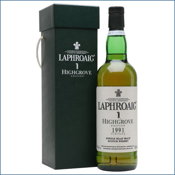 Laphroaig 1991 Highgrove House 70cl 43%