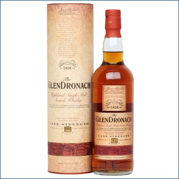 Glendronach Cask Strength Batch 2 70cl 55.2%