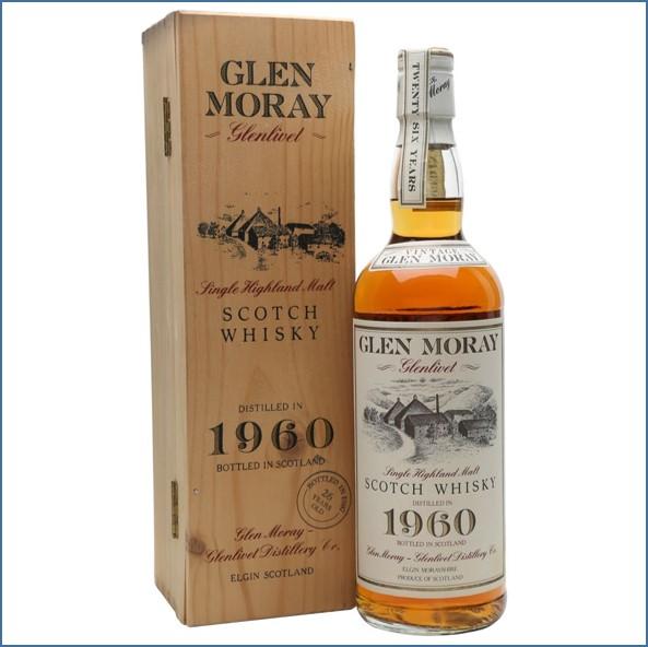 Glen Moray 26 Year 1960 75cl 43%