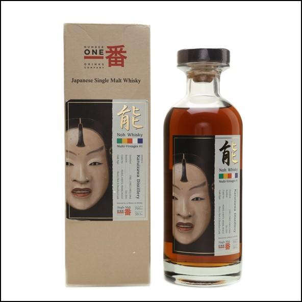 輕井澤威士忌 能  多年份