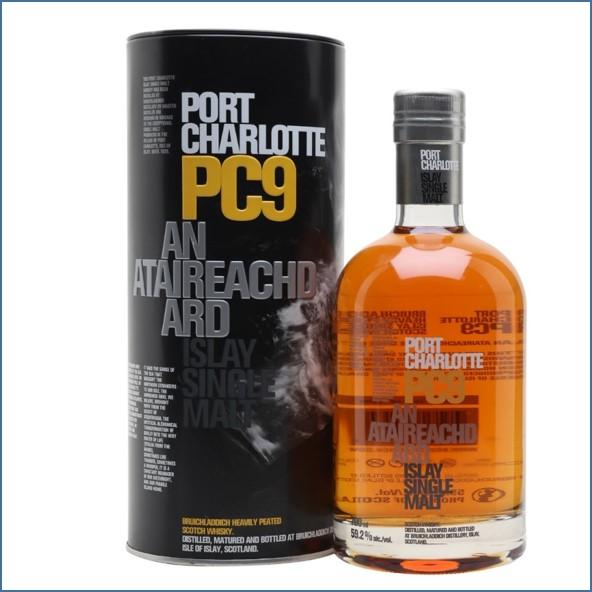 Port Charlotte PC9 An Ataireachd Ard 70cl 59.2%
