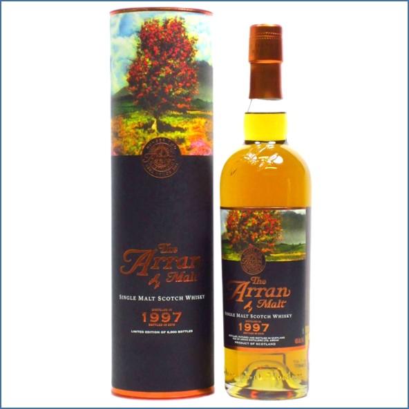 Arran 1997 Icons Of Arran 2 The Rowan Tree 70cl 46%