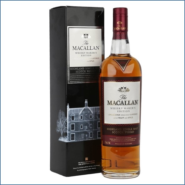 Macallan Whisky Maker's Edition - X-Ray 1 - The Spiritual Home