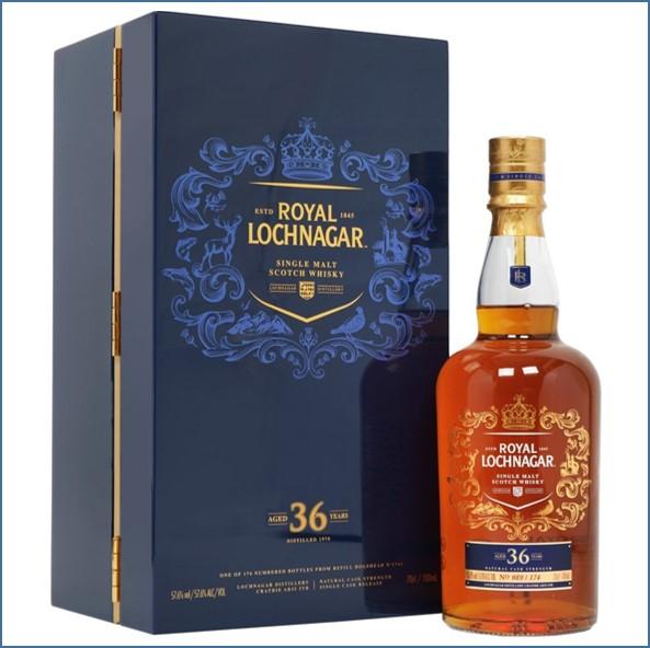 Royal Lochnagar 36 Year Old 70cl 57.6%