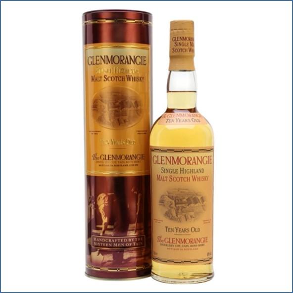 Glenmorangie 10 Year Old 70cl 40%