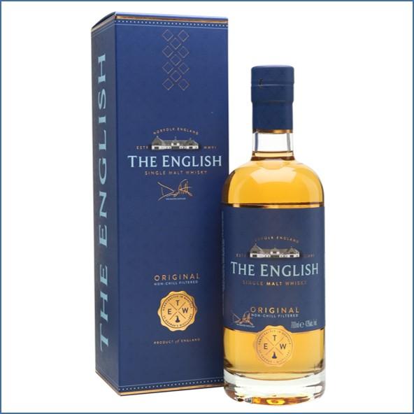 The English Original Single Malt Whisky 70cl 43%