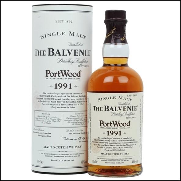 Balvenie 1991 Port Wood 70cl 40%