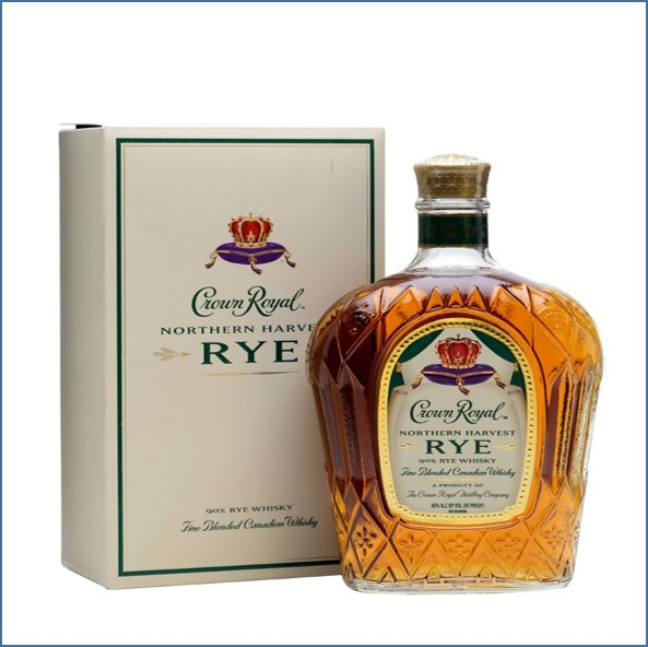 Crown Royal Northern Harvest Rye 75cl 45%
