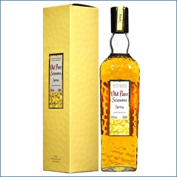 Old Parr Seasons Spring Blended Scotch Whisky 50cl 43%