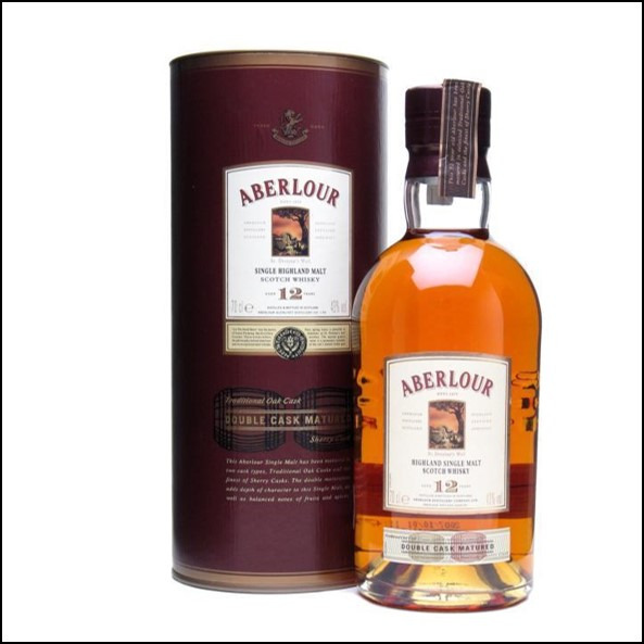 ABERLOUR Double Cask 12 Years Old 70cl 43% 收購亞伯樂 12年雙桶