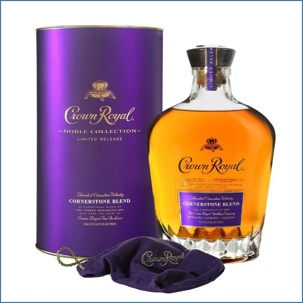 Crown Royal French Oak Cask Finished Noble Collection Canadian Whisky 75cl 40%