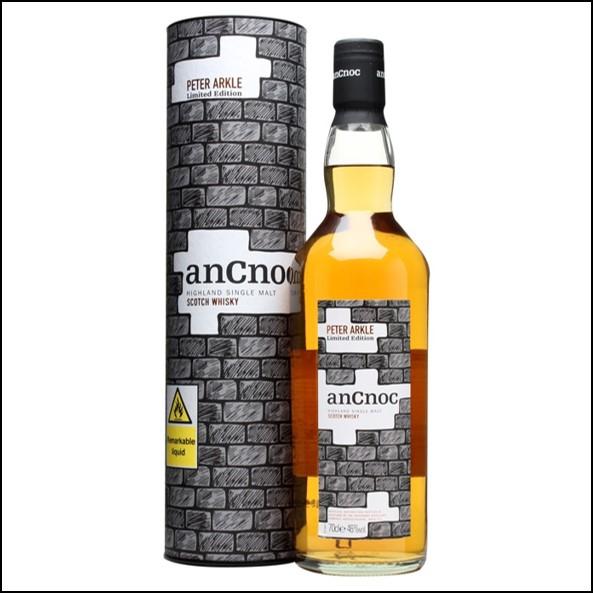 An Cnoc Peter Arkle 3rd Edition Bricks 70cl 46%