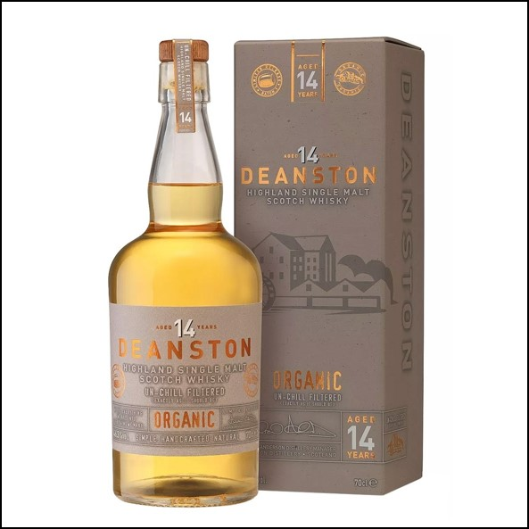 Deanston 14 Year Old Organic 70cl 46.3%