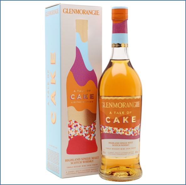 格蘭傑收購Glenmorangie A Tale of Cake 75cl 46%