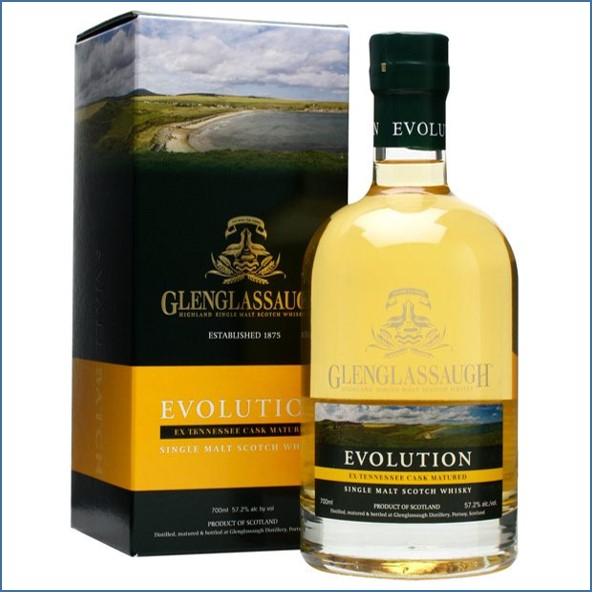 Glenglassaugh Evolution 57.2%