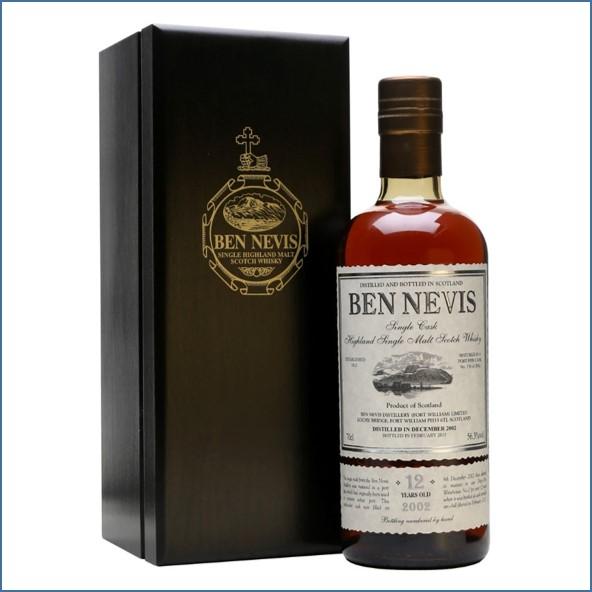 Ben Nevis 12 Year Old 2002 White Port 70cl 56.3%