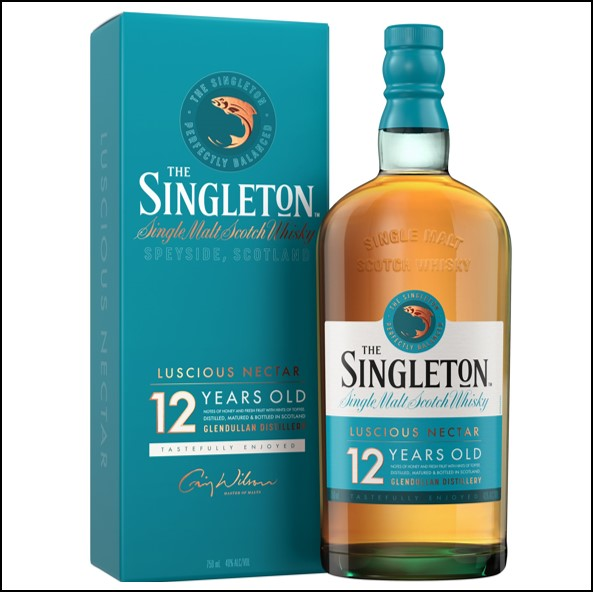 The Singleton 12 Year Old Single Malt Scotch Whisky 70cl 40%