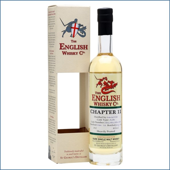 English Whisky Co. Chapter 11 Miniature 20cl 46%