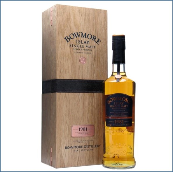 Bowmore 28 Year Old 1981 70cl 49.6%