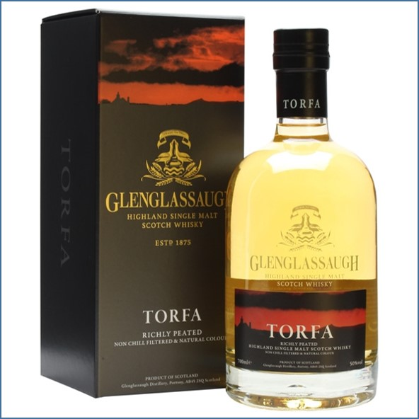 Glenglassaugh Torfa Highland Single Malt Scotch Whisky 70cl 50%