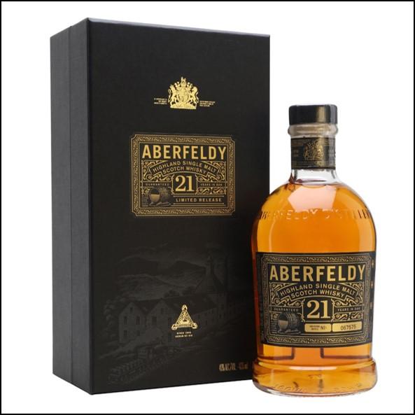 Aberfeldy 21 Year Old 70cl 40%