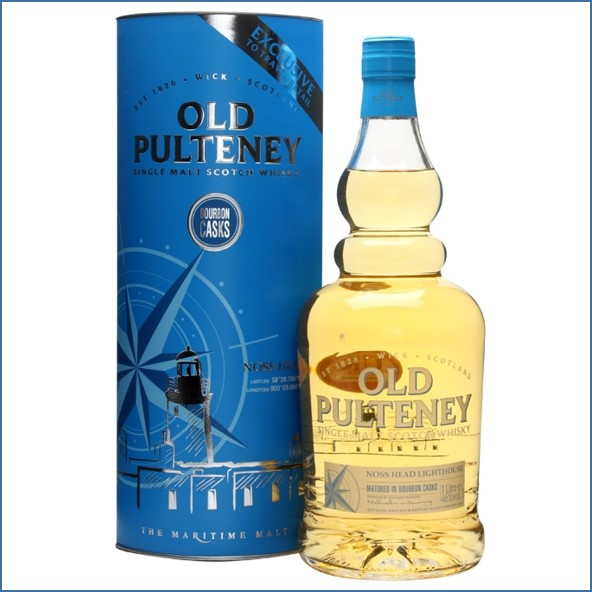 Old Pulteney Noss Head 100cl 46% 燈塔系列