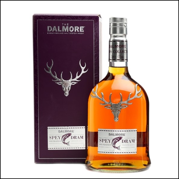 DALMORE SREY DRAM Rivers Collection NO.3  2012 70cl 40% 大摩威士忌 收購 河流系列3