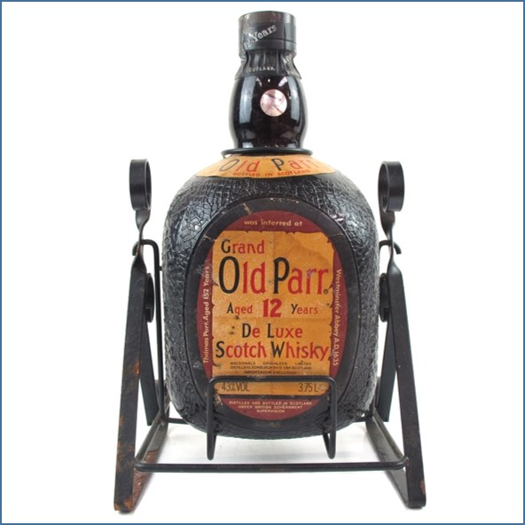 Grand Old Parr 12 Year Old 3.75 Litre 43%