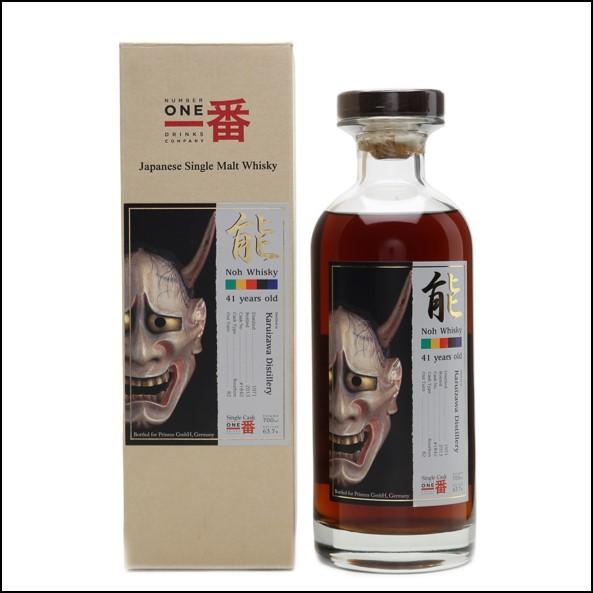 輕井澤威士忌 能  41年