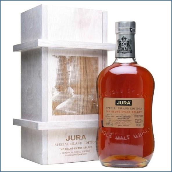 Isle of Jura 1988 Delme-Evans Select Island Single Malt Scotch Whisky 70cl 59.98%
