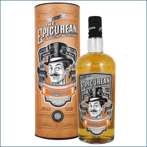 The Epicurean Cognac Finish 70cl 48%