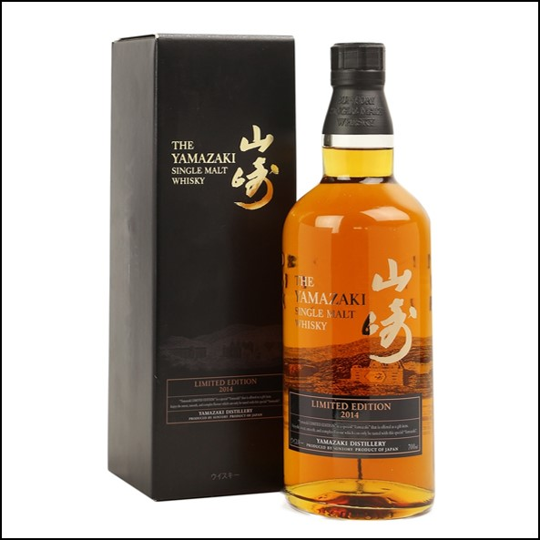 山崎威士忌Limited Edition