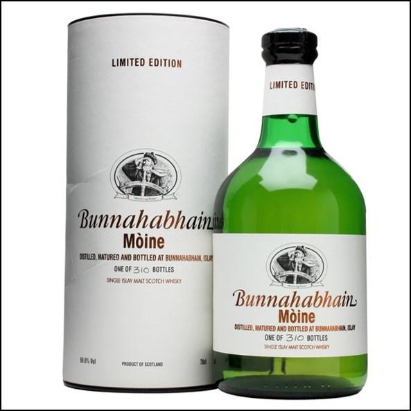 Bunnahabhain Moine 70cl 59.6%
