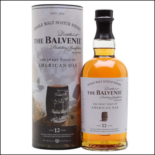 Balvenie Sweet Toast Of American Oak 12 Year Old Stories 1 70cl 43%