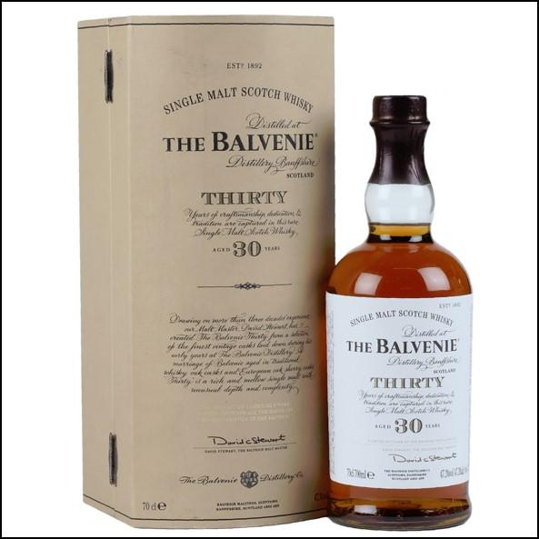Balvenie 30 Year Old  Old Presentation 70cl 47.3%