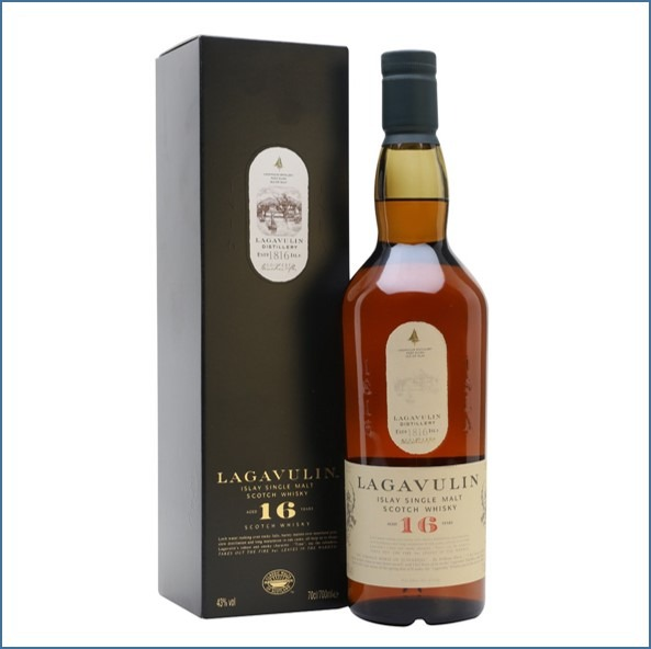 LAGAVULIN 16 YEAR OLD 70cl 43%拉加維林16年收購