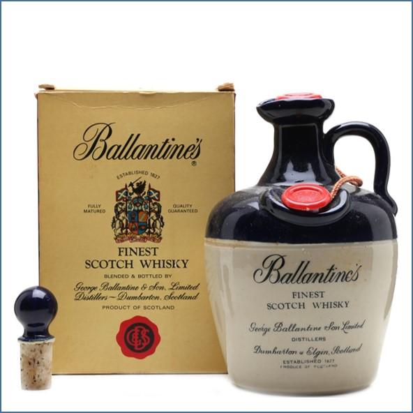 Ballantine's Finest 75cl 40%