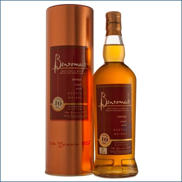 收購百樂門10年威士忌,百樂門10年威士忌收購, Benromach 10 Year Old 70cl 43%
