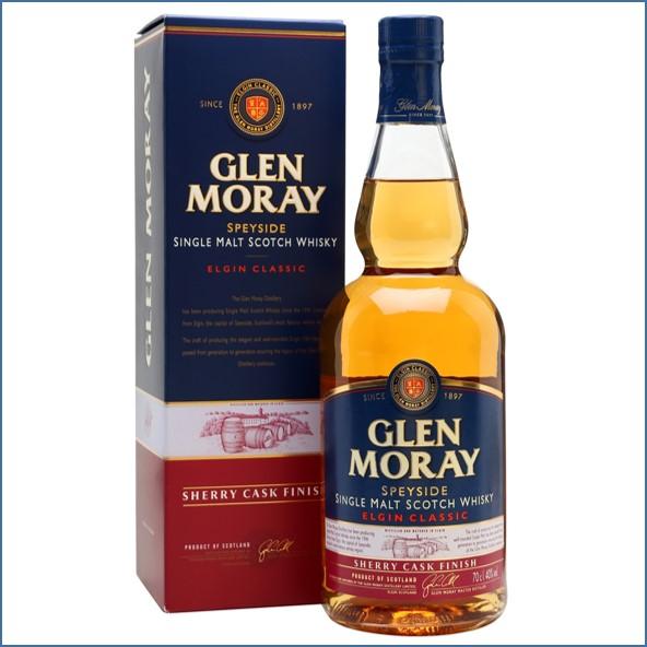 Glen Moray Classic Sherry Cask Finish 70cl 40%