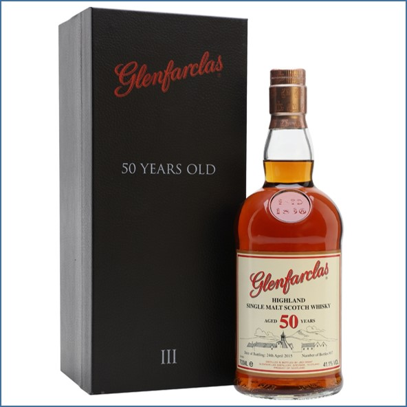 Glenfarclas 50 Year Old Oloroso Sherry Family Collection Ⅲ 70cl 41.1%