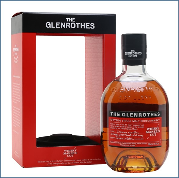 Glenrothes Maker's Cut 70cl 48.8%