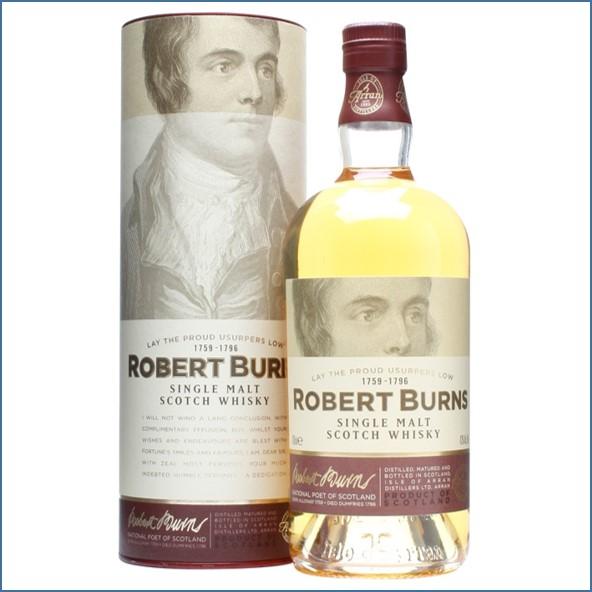 Arran Robert Burns Single Malt 70cl 43%