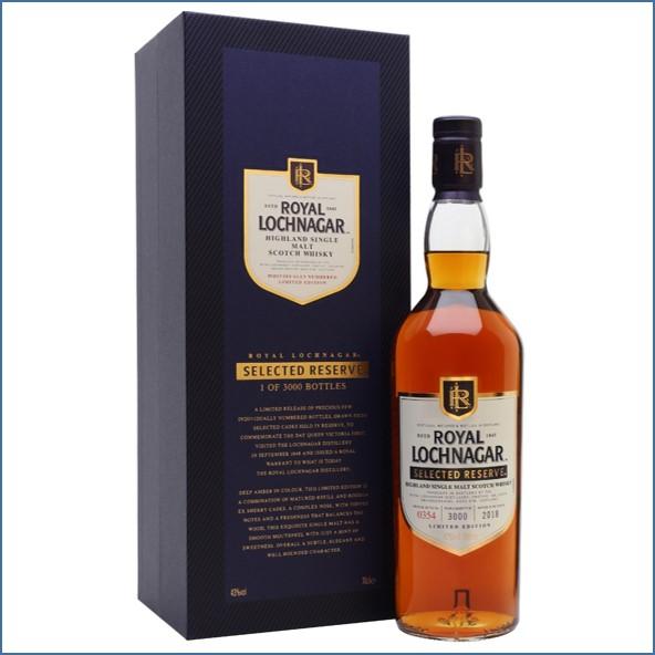 Royal Lochnagar Selected Reserve 70cl 43%