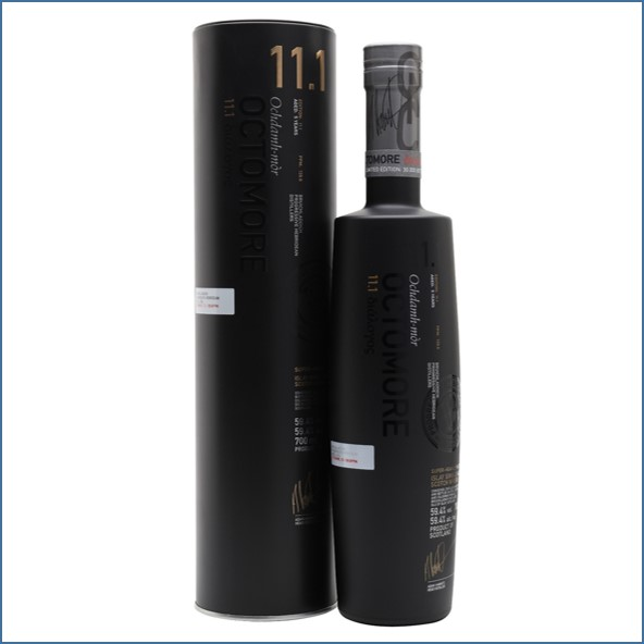 Octomore Scottish Barley 11.1 5 Year Old 70cl 59.4%